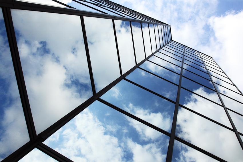 Diagonale spiegelruiten