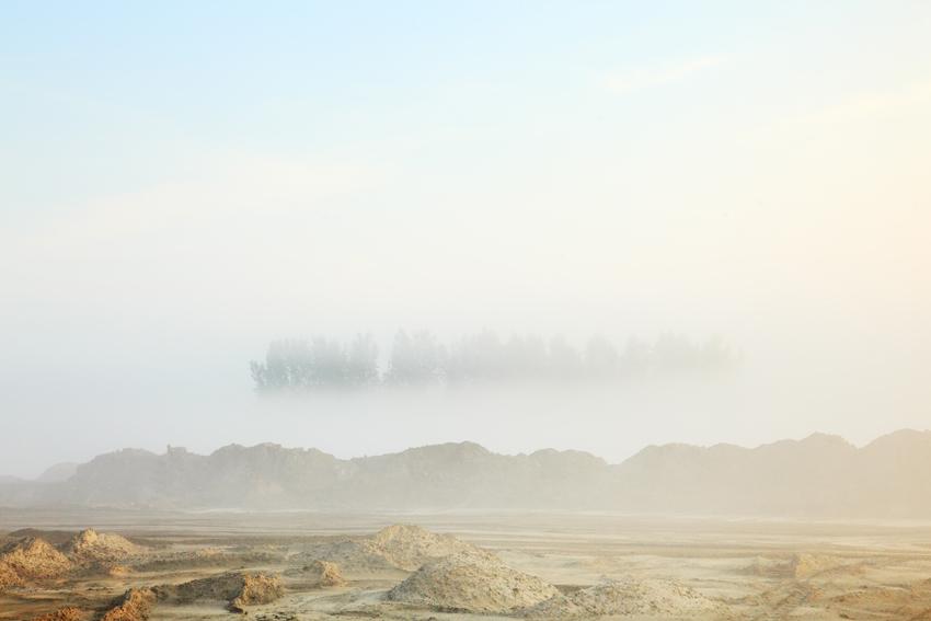 Zand en mist